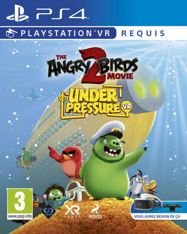 Angry Birds Movie 2 Under Pressure Vr