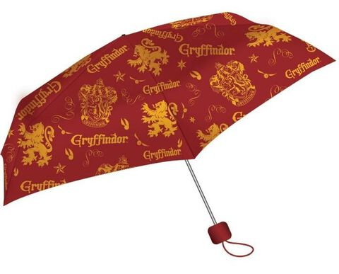 Parapluie - Harry Potter - Gryffondor pliant
