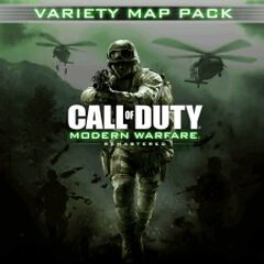 Dlc Call Of Duty Modern Warfare Remastered Variety Pack Ps4