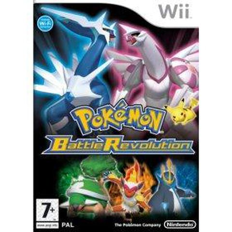 Pokemon, Battle Revolution