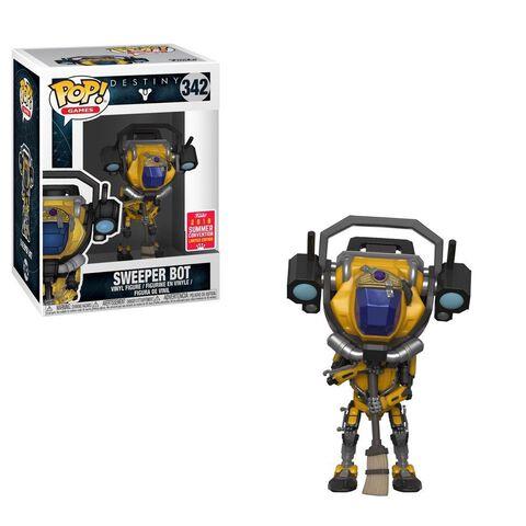 Figurine Funko Pop! N°342 - Destiny 2 - Sweeper Bot