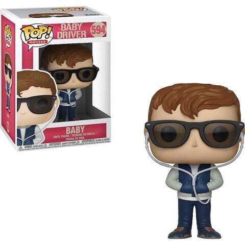 Figurine Funko Pop! N°594 - Baby Driver - Baby (c)