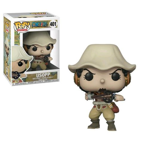 Figurine Funko Pop! N°401 - One Piece - Usopp
