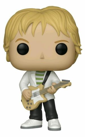 Figurine Funko Pop! N°120 - Rocks - The Police Andy Summers