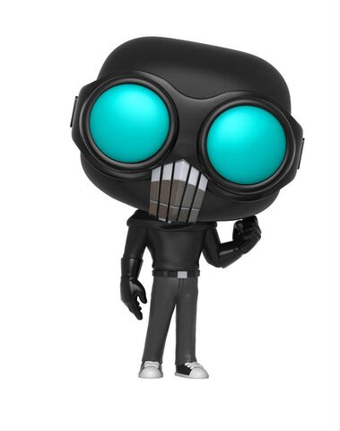 Figurine Funko Pop! N°369 - Les Indestructibles 2 - Screenslaver