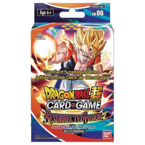 Starter - Dragon Ball Super - Série 6