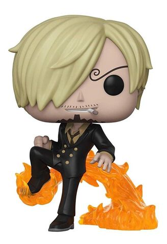 Figurine Funko Pop! N°398 - One Piece - Sanji (fishman)