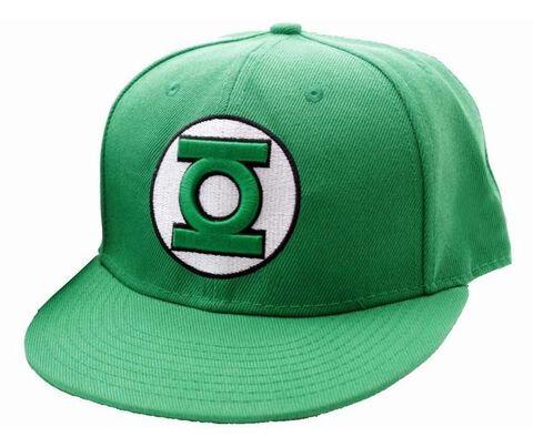Casquette - Green Lantern Logo