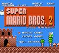 Super Mario Bros - The Lost Levels (NES)