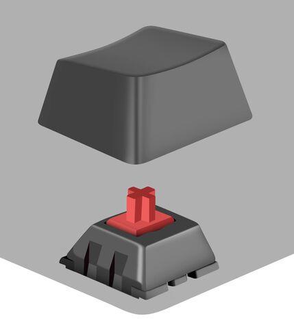 Clavier Gaming Mécanique Lumineux Ultor Speedlink