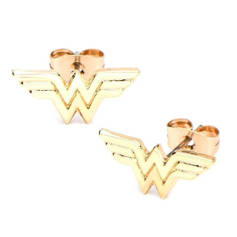Boucles d'oreilles - DC Comics - Wonder Woman Logo