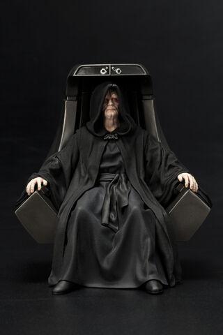 Statuette Kotobukiya - Star Wars - Emperor Palpatine Artfx