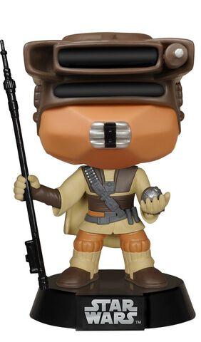 Figurine Funko Pop! N°50 - Star Wars - Leia (tenue De Boushh)