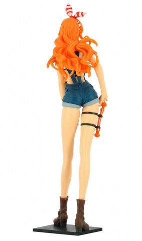 Figurine Glitter & Glamours - One Piece Stampede - Nami (version B)