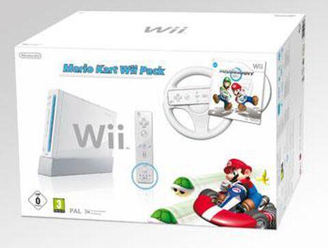 Pack Nintendo Wii Mario Kart