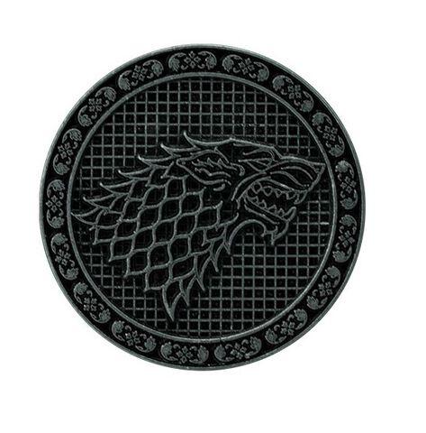 Badge - Game of Thrones - Pin's Stark