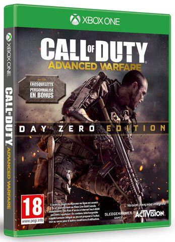 Call Of Duty Advanced Warfare Edition Day Zéro