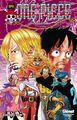 Manga - One Piece - Edition Originale Tome 84