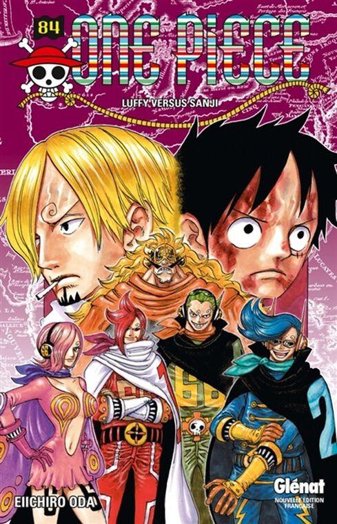 Manga - One Piece - Edition Originale - Tome 84
