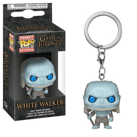 Porte-clés - Game of Thrones - S10 Pop White Walker