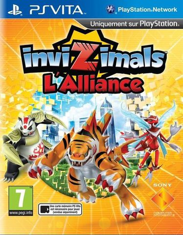 Invizimals : L'alliance