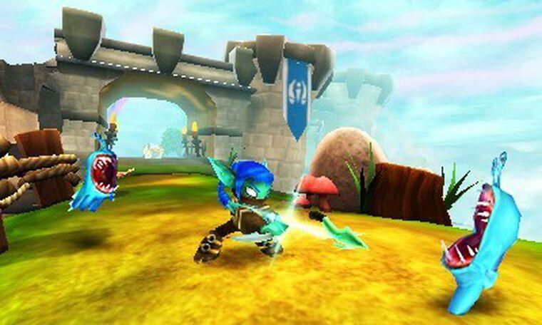 Skylanders : Spyro's Adventure Pack Démarrage