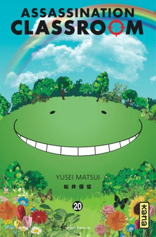 Manga - Assassination Classroom - Tome 20