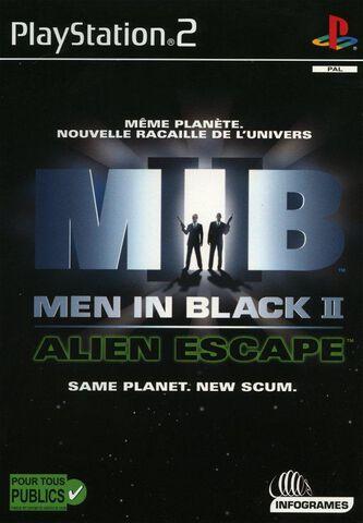 Men in Black 2 : Alien Escape