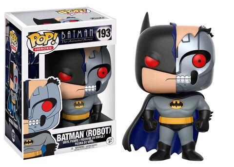 Figurine Funko Pop! N°73 - Batman - Animé Batman Robot
