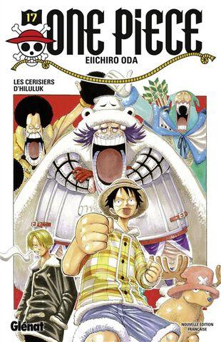 Manga - One Piece - Edition Originale Tome 17