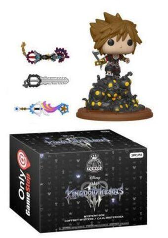 Coffret Funko Mystère - Kingdom Hearts 3