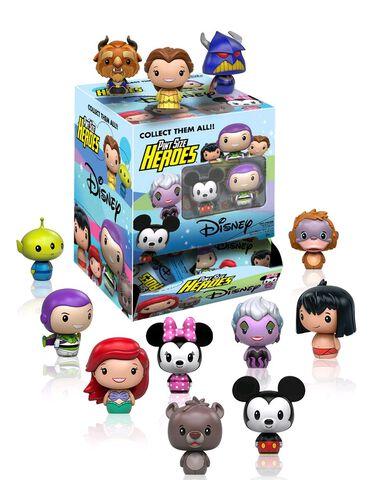 Figurine Mystère - Disney - Pint Size Heroes