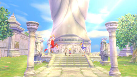 The Legend Of Zelda Skyward Sword Edition