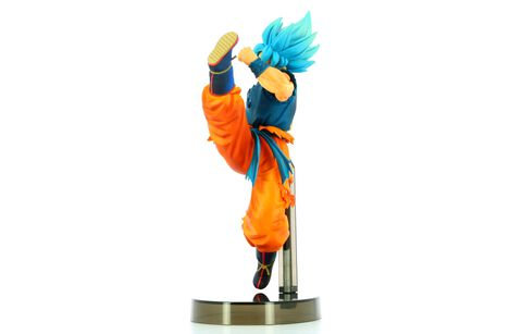Figurine Z-battle - Dragon Ball Super - Super Saiyan God Super Saiyan Sangoku