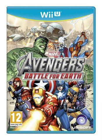 Marvel The Avengers : Battle For Earth
