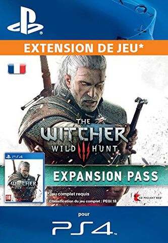Season Pass - The Witcher III : Wild Hunt 3 Pass Extensions