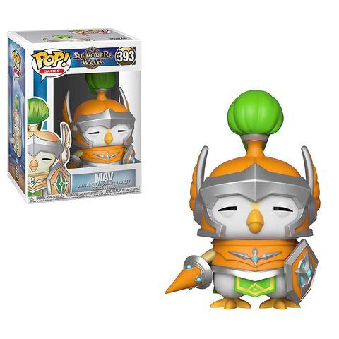 Figurine Funko Pop! N°393 - Summoners War - Penguin Knight (vert)