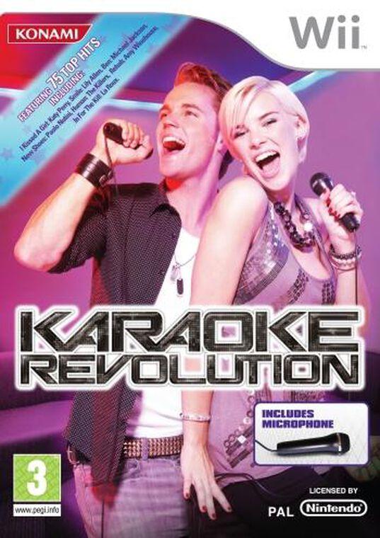 Karaoke Revolution + Micro