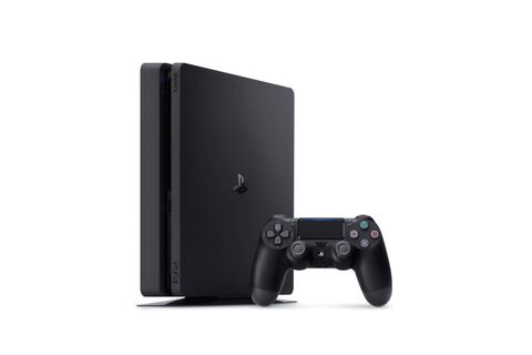 PlayStation 4 Slim Noire 500 Go