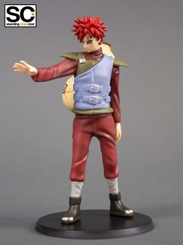 Figurine - Naruto - Standing Characters Chibi par Tsume Gaara