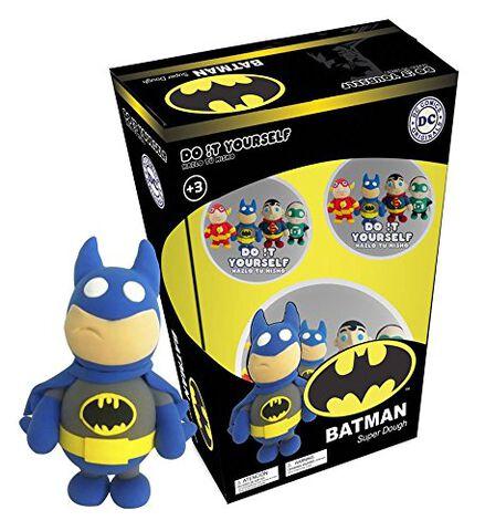 Pâte à modeler - DC Comics - Batman