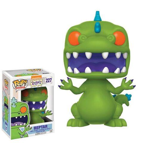 Figurine Funko Pop! N°227 - Rugrats - Reptar
