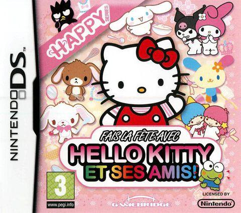 Fais La Fête Avec Hello Kitty Et Ses Amis