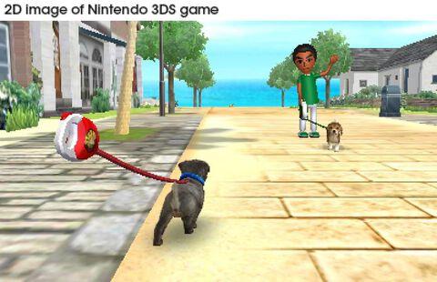 Nintendogs + Cats : Bouledogue Français & Ses Nouveaux Amis