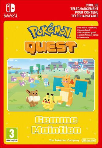 Pokémon Quest - DLC : Gemme Maintien - Version digitale