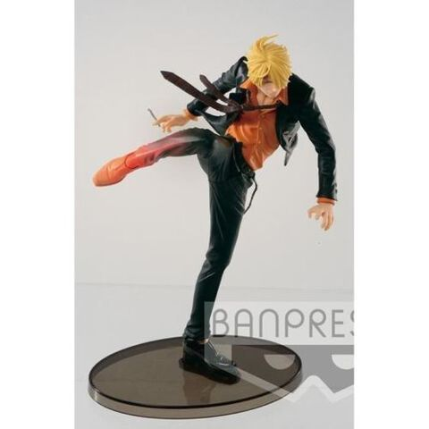 Figurine - One Piece - Scultures Sanji Diable Jump Color Version