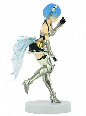 Figurine Exq - Re Zero Starting Life In Another World - Rem Vol.4