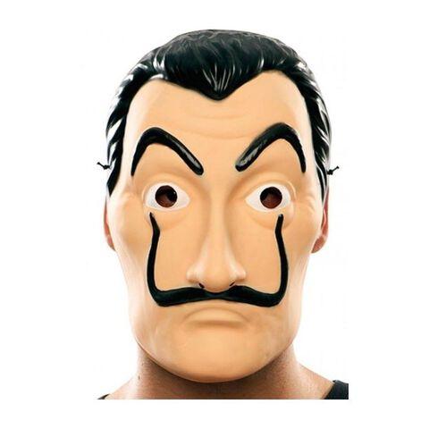 Masque - Casa de Papel - Dali