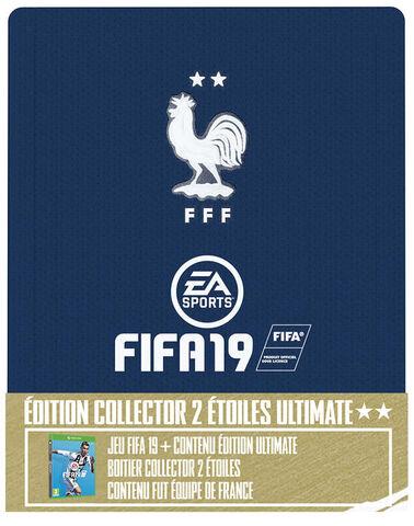 FIFA 19 Edition Ultimate Collector 2 étoiles