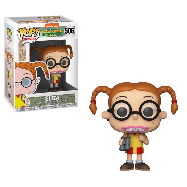 Figurine Funko Pop! N°506 - Nickelodeon 90's - Eliza